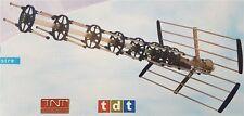 Engel Axil UHF DVB-T2 Außenantenne Dachantenne +17dbi geprüfte Retoure