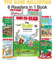 Ready to Read Level 1 Bugs Collection 6 in 1 Reader by David Carter (Hardcover)