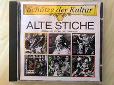 Alte Stiche - Schätze der Kultur - Grafik CD-ROM