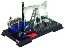 WILESCO D11 STEAM ENGINE KIT with OIL PUMP MODEL - NEW 2016 + Made in Germany