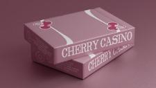 1 Deck Cherry Casino Flamingo (quartz) playing cards