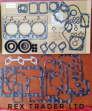 Kubota D950 gasket kit complete Tractor B1600, B1500, 3 Cylinder 75mm Diameter
