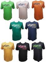 New Urban Fox Foxgland Mens T-Shirt Short Sleeve~Muscle Fit~SMALL FIT~FREEPOST