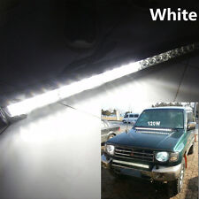 24 LED White Emergency Strobe Safety Warning Light Bar For Car truck ATV Pickup