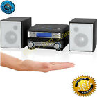 Home Stereo GPX Compact CD Player Music System, AM/ FM Tuner MP3 player speakers