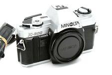 Minolta X-300 X-370 35mm Spiegelreflex SLR body