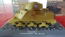 ALTAYA 1/43 CHARS DE COMBAT M3 GRANT MK1  1st ARMOURED DIV  Libya May 1942