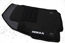 OFFERTA! TAPPETI TAPPETINI 4pz Moquette S/Misura OPEL MOKKA/MOKKA X '12> Zerbini