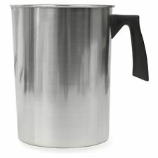 Candle Making Pot for Melting Wax & Soap - Large Aluminium Pitcher Jug