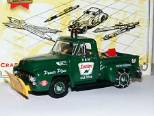 Matchbox Collectibles YRS04-M 1954 Ford F-100 Pickup Sinclair Snow Plough 1/43