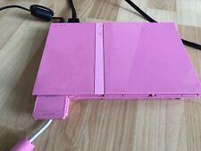 sony playstation 2 slim Pink Und 3 Spiele