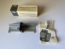 Sawyers Stack Loader #6271 For 2 x 2 Slides 40 Vintage Original Box Manual Used