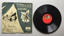 Ref214 Vinyle 33 Tours Le Prince Igor Borodine
