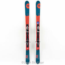 Rossignol Sprayer 2016 2017 158 Skis Demo Binding Freestyle Park Pipe Ski