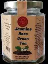 Super Aromatic Green Jasmine Rose petal loose tea quality guaranteed