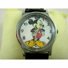 NEW Mickey Mouse Fashion Quartz Man Boy Kids Wrist Watch Wristwatch FREE SHIP
