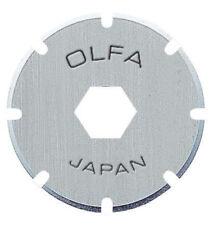 OLFA PRB18-2 - Cuchilla circular perforadora 18mm Color Plateado