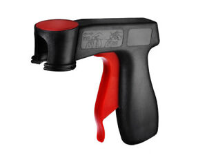 E-Tech Pistol Grip Aerosol Spray Can Gun for Alloy Wheel, Bodywork, Repair Paint