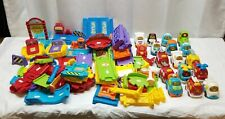 VTech Go Go Smart Wheels Car Truck Lot Tracks Toy Police Fire Racing Helicopter
