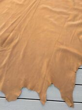 TOWNSEND LEATHER Fatted Calf Pampas aniline golden tan hand finish full hide new