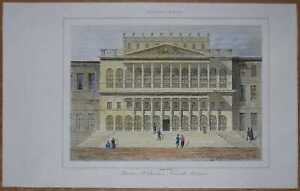 1849 print ST. CHARLES THEATRE, NEW ORLEANS (#7)