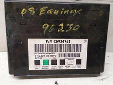 2006-2013 Chevrolet Impala Equinox Yukon Body Control Unit BCM 25934763