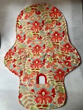 Peg Perego Cotton Seat Cover Upholstery Prima Pappa Follow me Siesta Highchair