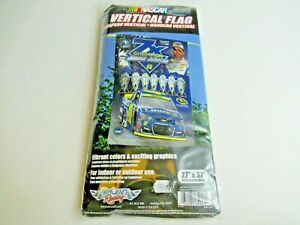 "NASCAR Jimmie Johnson #48 Seven Time Champion Vertical Flag 27"" x 37"" WinCraft"