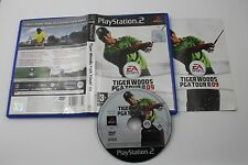 PLAY STATION 2 PS2 TIGER WOODS PGA TOUR COMPLETO PAL ESPAÑA