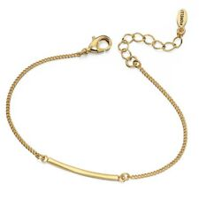 Fiorelli Ladies Gold Plated Bar Bracelet B4619