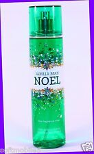 1 Bath & Body Works VANILLA BEAN NOEL Fine Fragrance Mist Body Spray WINTER 2014