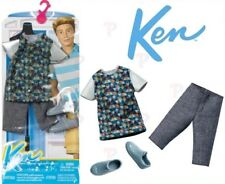 NRFB Tenue été outfit ensemble set fashion KEN DHB39 BARBIE 2015