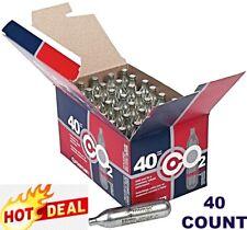 CO2 Cartridge Bullets Crosman 12 Gram Airsoft Gas Gun Pellet Shooting Airgun 40