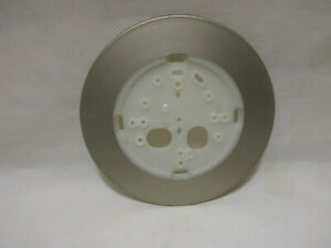 Cover Plate, Backplate (only) for Honeywell T87F 1859 Heat/Cool Thermostat