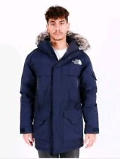 The North Face McMurdo Parka jacket coat in Urban Navy, size S -BNWT, RRP £400