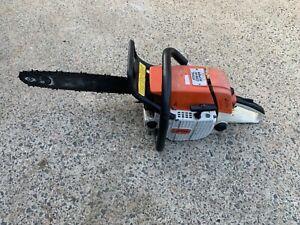 Stihl 038 av super chainsaw can post