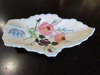 Blue Ridge China Southern Pottery Handled Celery Dish