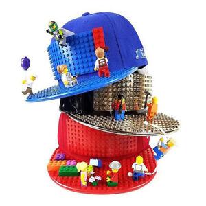 Brick Brick Gear toy brick hat / cap   Create, play, wear!