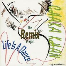 Chaka Khan : Life Is A Dance: The Remix Project CD (1989)