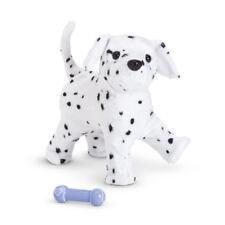 "American Girl MY AG DALMATIAN PUPPY for 18"" Doll Pet Dog Stuffed Animal Bone NEW"