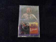 SEALED Neal Diamond Live In Concert Cassette tape