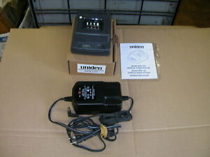 UNIDEN APX141M Rapid Rate Mobile Radio Charger with Power Supply SPH255 SPU554