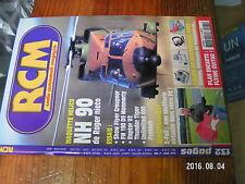 1 µ µ?? rcm magazine no. 264 plan enclosure flying guitar/raptor 30 v2 nh 90 fw 190 -