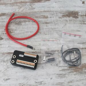 Motogadget m.Unit Basic Motorcycle Digital Control - Replaces All Fuses & Relays