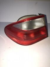 98-02 Mercedes W208 CLK320 Rear Left Driver Outer Tail Light Taillight Lamp OEM