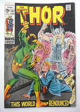 Thor 167 Stan Lee, Jack Kirby Et Vince Colletta En Vo marvel golden age.1969