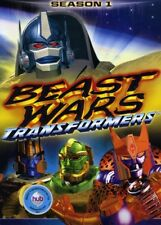 Beast Wars: Transformers: Season 1 [New DVD] Full Frame, O-Card Packaging, Dol