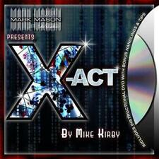 X-act (Blue) by Mike Kirby  - Magic Tricks