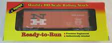 HO Scale Roundhouse Ready-to-Run 40' Box Car - New Haven 36133