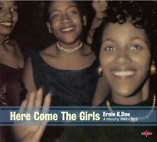 Ernie K Doe : Here Comes the Girls: A History 1960-1970 CD 2 discs (2011)